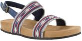 Minnetonka Women's Melody Quarter Strap Sandal