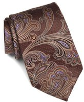 Nordstrom Men's 'Large Paisley' Silk Tie