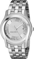 Gucci Men's YA055212 G Class Watch