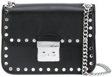 MICHAEL Michael Kors metallic shoulder bag - women - Leather/metal - One Size