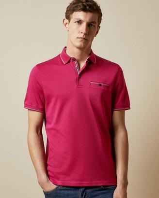 Ted Baker Short Sleeved Polo Shirt