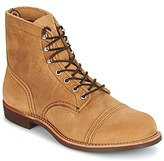 Red Wing Shoes IRON RANGER Camel