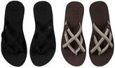 Teva Olowahu 2-Pack (Mbob/Antiguous Birch) Women's Sandals