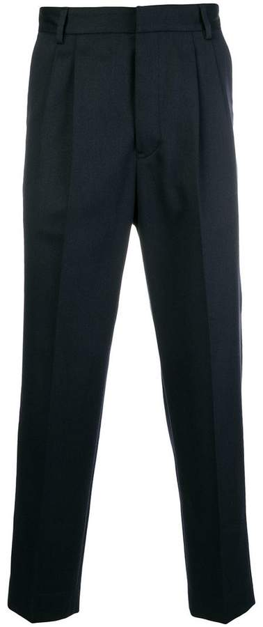 Mauro Grifoni cropped tailored trousers