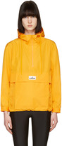 adidas by Stella McCartney Yellow Pull-on Windbreaker Jacket