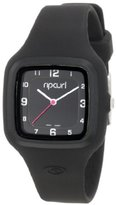 Rip Curl Women's A2550G-BLK Analog Sport with Silicone Coating Watch