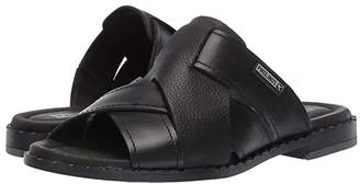 PIKOLINOS Algar W0X-0983BG (Black) Women's Shoes