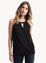 Ella Moss Bella Tank With Neck Band