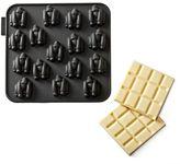 Silicone Zone My Animals Gorilla Nonstick Silicone Chocolate Mold