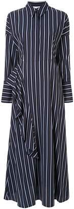 LAYEUR Ross Dolman striped shirt-dress