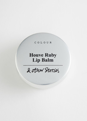 And other stories Houve Ruby Lip Balm