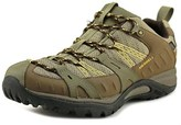Merrell Brindle Men Round Toe Synthetic Green Hiking Boot.