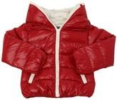 Duvetica Tia J Water-resistant Nylon Down Jacket