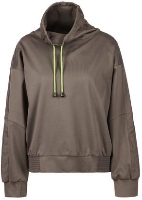 A Line Clothing Grey Turtleneck Jumper