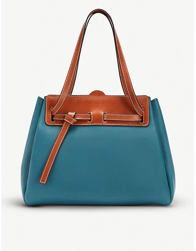 b6334fdf6 Loewe Suede Tote Bags - ShopStyle