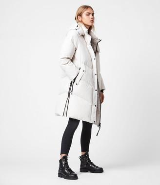 AllSaints Rory Puffer Coat