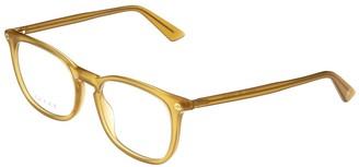 Gucci Men's Gg0122o-30001526009 54Mm Optical Frames