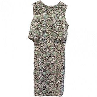French Connection Multicolour Lace Dress for Women