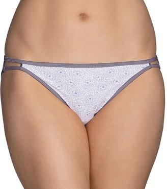 Vanity Fair Illumination String Bikini Panty 18108