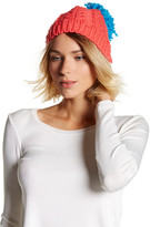 Cara Accessories Pompom Sweater Hat