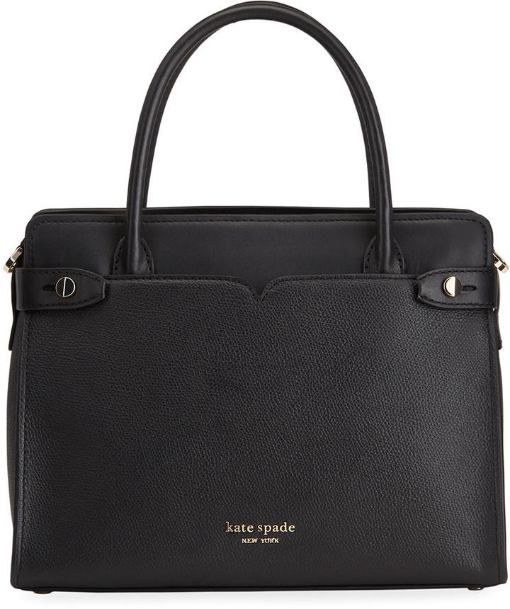 Kate Spade Classic Medium Leather Satchel Bag