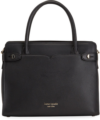 Kate Spade Classic Medium Leather Satchel Bag