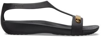 Crocs Serena Metallic Sandals