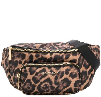 MICHAEL Michael Kors Leopard-Print Belt Bag