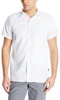 R&K Chef Designs Men's RK Spun Poly Long Cook Shirt