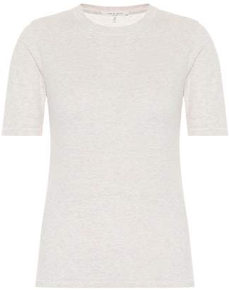 Rag & Bone Kari cotton and modal T-shirt