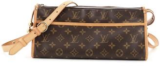 Louis Vuitton Popincourt Shoulder Bag Monogram Canvas Long