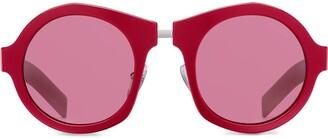 Prada Tinted Lens Sunglasses
