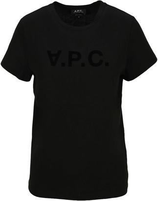 A.P.C. Upside Down Logo T-shirt