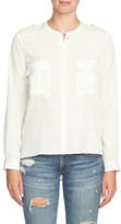 1 STATE 1.State Patch Pocket Blouse