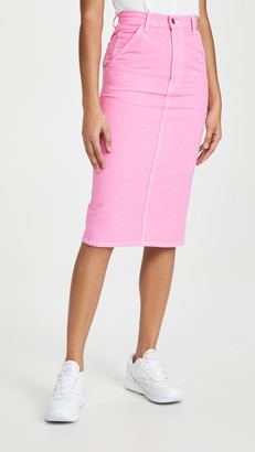 Marc Jacobs S. Ray X Tailored Workwear Skirt