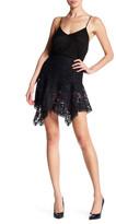 Veronica Beard Aura Handkerchief Skirt