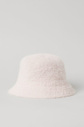 H&M Fluffy Bucket Hat