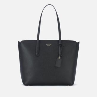 Kate Spade Women's Margaux Large Tote Bag - Black