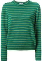 Sonia Rykiel cashmere striped pullover