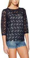 Tom Tailor Women's Lovely Lace Blouse