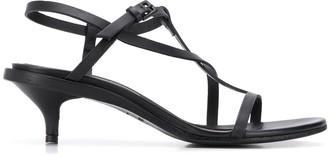 Del Carlo Taconcito strappy sandals
