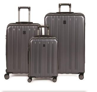 Delsey Paris Titanium 3pc Hardside Luggage Set -