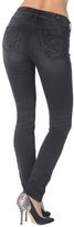 Black Suki High-Rise Skinny Jeans