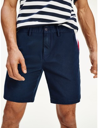 Tommy Hilfiger Denton Straight Fit Stripe Short