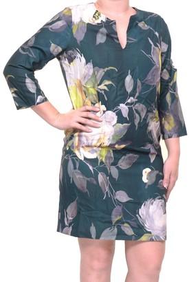 Karen Kane Women's Floral Print Shift Dress XS
