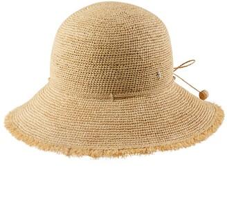 Helen Kaminski Emmie 9 Packable Raffia Hat
