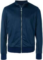 MSGM zip front bomber jacket