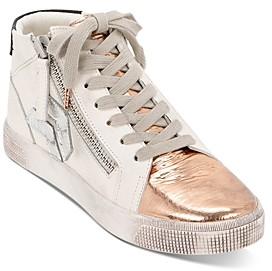 Dolce Vita Women's Zonya High-Top Platform Sneakers