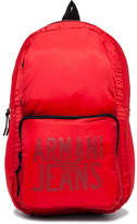Armani Jeans Nylon Packable Backpack
