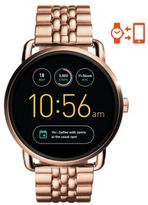 Fossil Gen 2 Smartwatch Q Wander Rose Gold-Tone Stainless